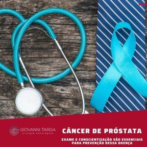 cancer de prostata em Curitiba